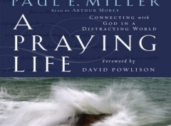 Cover image for A Praying Life Audio CD