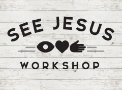 See Jesus Workshop logo