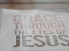 Grace Through the Eyes of Jesus photo