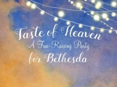 Taste of Heaven: Bethesda FUN-Raiser