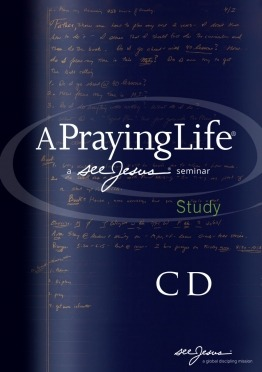 A Praying Life Seminar Study CD cover