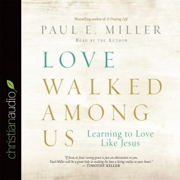 Cover image for Love Walked Among Us Audio CD