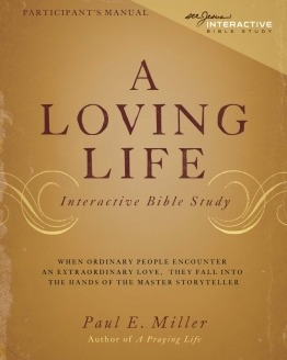 A Loving Life Participant's Manual Cover