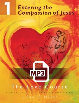 Entering the Compassion of Jesus Audio