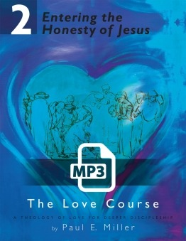 Entering the Honesty of Jesus Audio